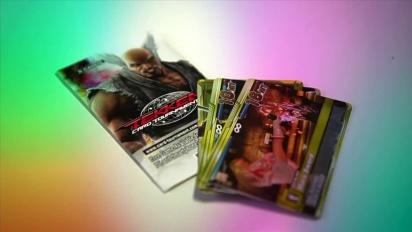 Tekken Card Tournament - Release Trailer
