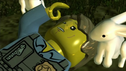 Lego City Undercover - A Very Thrilling Tale Indeed Trailer