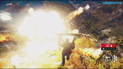 Just Cause 3 - Gameplay Preview