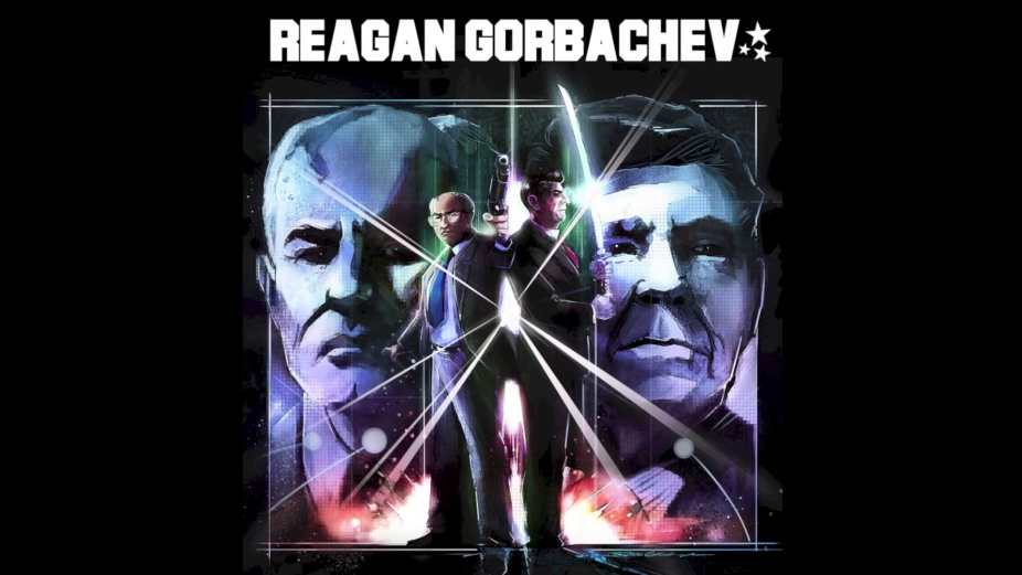 cold war key figures mikhail gorbachev and ronald reagan
