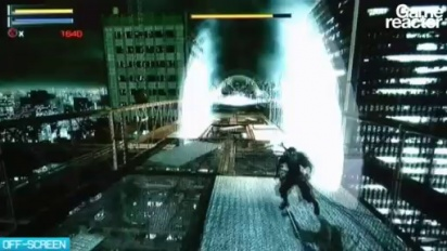 TGS08: Ninja Blade Gameplay