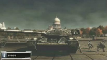 Tom Clancy's EndWar - Mission Types Doc Trailer