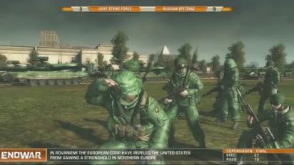 Tom Clancy's EndWar - Game Day Doc trailer