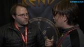 Rend - David Talley Interview