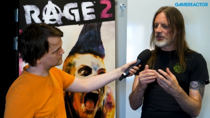 Rage 2 - Magnus Nedfors Interview