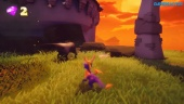 Spyro: Reignited Trilogy - E3 Gameplay