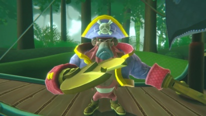 Super Monkey Ball: Banana Blitz HD - Announcement Trailer