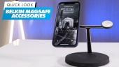 Belkin MagSafe Accessories - Quick Look