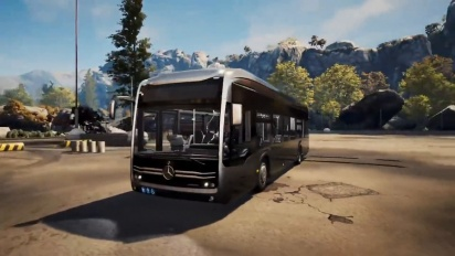 Bus Simulator 21 - Mercedes-Benz Trailer