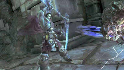 Darksiders II - Coming to Wii U Trailer