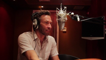 Lost Planet 3 - Voice recording with Bill