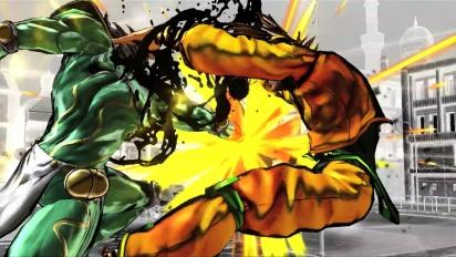 JoJo's Bizarre Adventure All Star Battle - Trailer