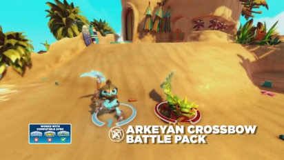 Skylanders SWAP Force: Arkeyan Crossbow Battle Pack