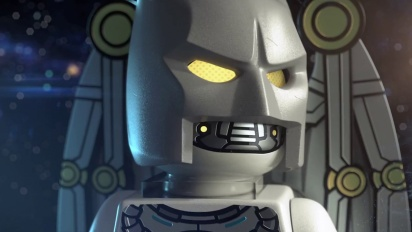 Lego Batman 3: Beyond Gotham - Teaser Trailer