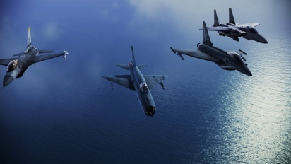 Ace Combat Infinity - Launch Trailer