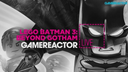 Lego Batman 3: Beyond Gotham - Livestream Replay