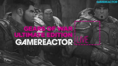 Gears of War: Ultimate Edition - Livestream Replay