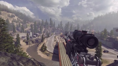 Battlefield: Hardline - Getaway DLC Trailer