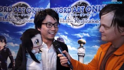 Sword Art Online: Hollow Realization - Yosuke Futami Interview