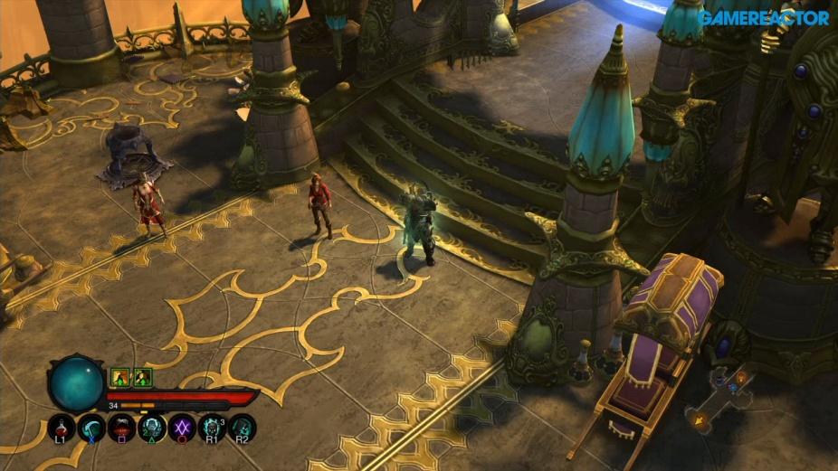 Diablo III: Necromancer - Gameplay 1