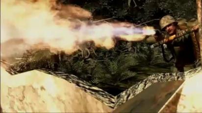 Call of Duty: World at War - Jungle Warfare Trailer