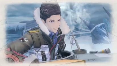 Valkyria Chronicles 4: Japanese gameplay trailer