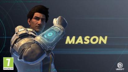 Starlink: Battle for Atlas - Mason Rana Pilot Trailer