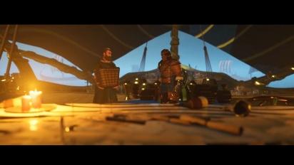The Waylanders - Heir Disgraced (Story preview)