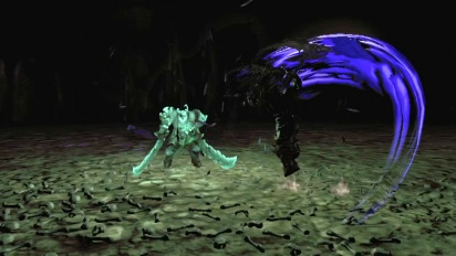 Darksiders II - Sneak Peak: Achidna Boss Fight