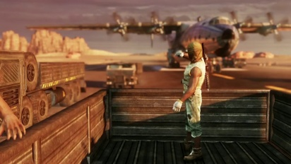 Uncharted 3: Drake's Deception - Multiplayer goes Free-to-Play Trailer