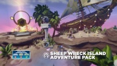 Skylanders SWAP Force: Sheep Wreck Island Adventure Pack