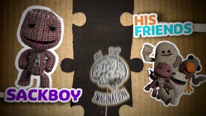 LittleBigPlanet 3 - Your Imagination to the Rescue Trailer