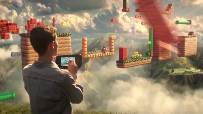 Super Mario Maker - The Build US TV Ad