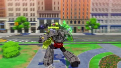 Transformers: Devastation - Gameplay Trailer