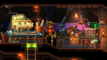 SteamWorld Heist - PS4 and PS Vita Trailer