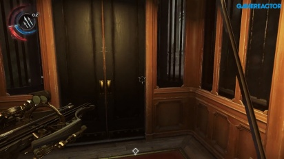 Dishonored 2 - Gameplay PC - Emily trying to kill Kirin Jindosh - Clockwork Mansion