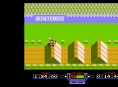 NES Mini - Excitebike Pixel Perfect and CRT Filter Gameplay