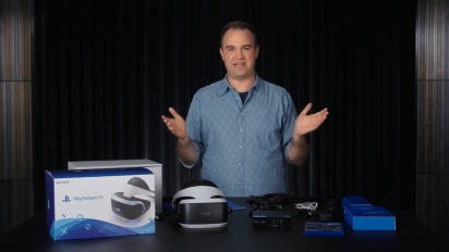 Playstation VR - Official Unboxing Video Sony