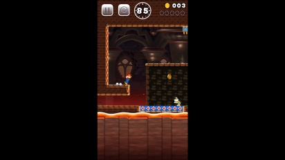 Super Mario Run - Gameplay