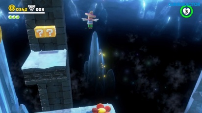 Super Mario Odyssey - Secret Area in Sand Kingdom Gameplay