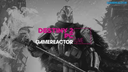Destiny 2 on PC - Livestream Replay
