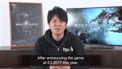 Monster Hunter: World - PC announcement