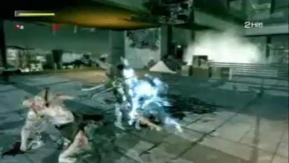 Ninja Blade - Weapon Gameplay 1 Trailer