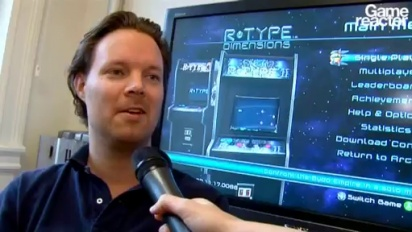 INTERVIEW: R-Type Dimensions