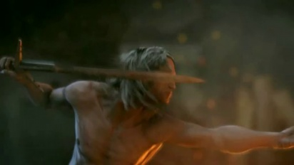 The Witcher: Rise of the White Wolf - Debut Trailer