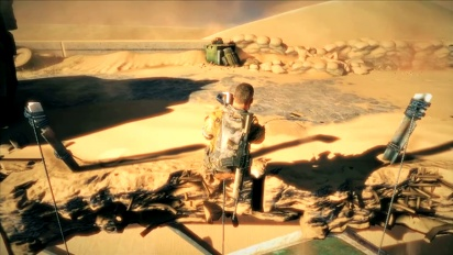 Spec Ops: The Line - First 10 Minutes gameplay