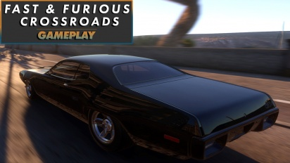 Fast & Furious Crossroads - First Mission Gameplay