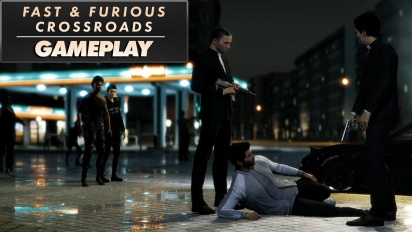 Fast & Furious Crossroads - Gameplay