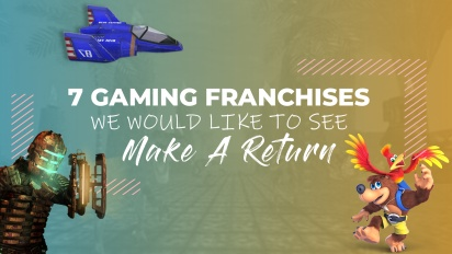 7 Gaming Franchises We Would Like To See Make A Return