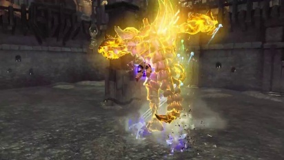Darksiders II - Death's Combat Styles